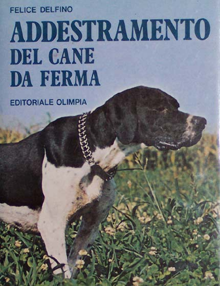 addestramento del cane da ferma