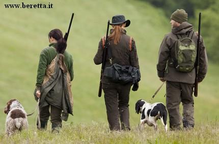 armi caccia