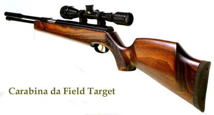 carabina da field target