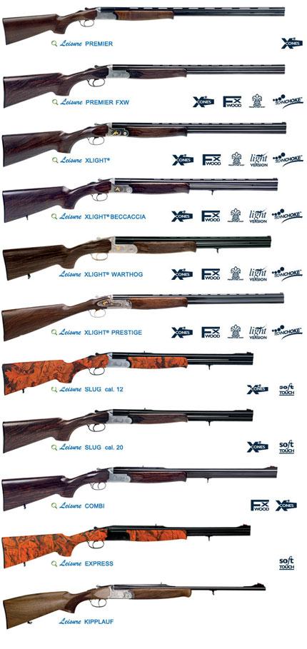 Fair leisure fucile da caccia sovrapposto for Costo della costruzione del fucile da caccia