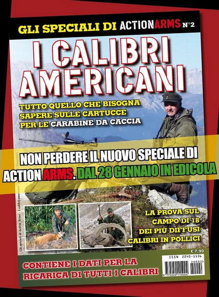 ACTION ARMS CALIBRI AMERICANI