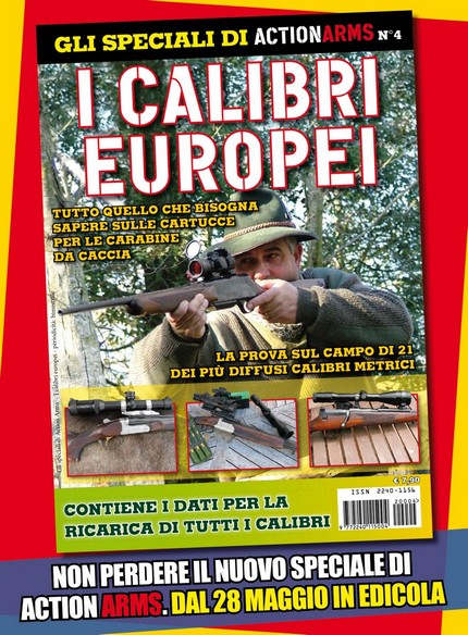 action arms calibri europei