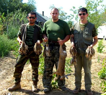 Agrohunting Caccia in Romania