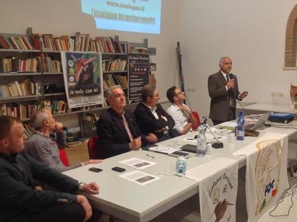 Progetto Scolopax CONVEGNO BECCACCIA Terni fidc