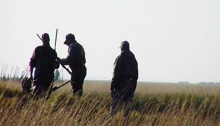 BELLUNO: I CACCIATORI VOGLIONO LA POLIZIA PROVINCIALE caccia