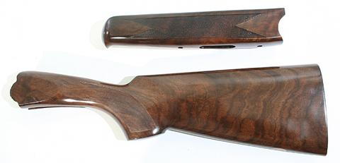 fucile caccia legni calcio asta