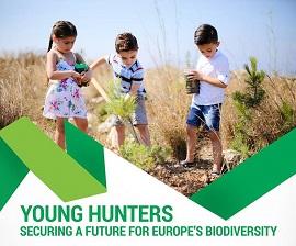 face caccia giovani cacciatori Young Hunters
