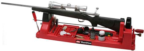 pulizia armi selecontrollori rigata caccia