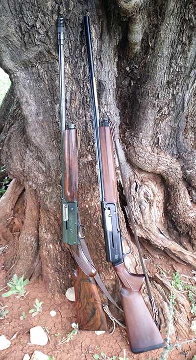 browning A5 cal 16 successo fucile da caccia semiautomatico Sweet Sixteen