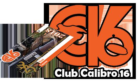 club calibro 16 tesseramento 2018 caccia browning tessera