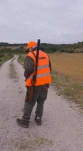 giacchetto alta visibilita caccia cacciatore fungaiolo