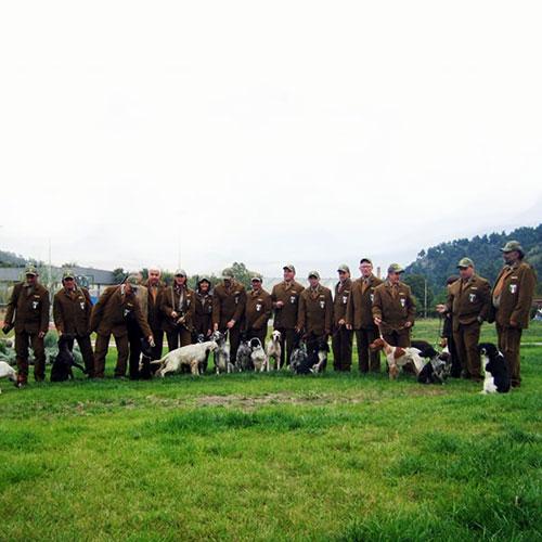 caccia mondiali sant uberto italia cacciatori