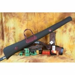 fucile scarico fodero caccia cacciatore esercizio venatorio