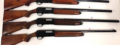 fucili del defunto caccia demuniciamole
