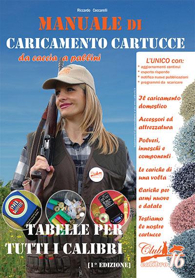 manuale caricamento cartucce da caccia