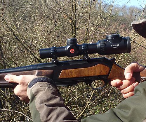 azzeramento arma carabina caccia e tiro