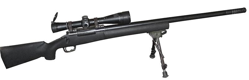 remington M24 carabina bolta action