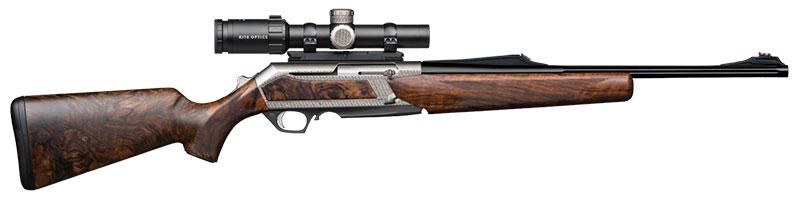 browning bar zenith platinum carabina da caccia