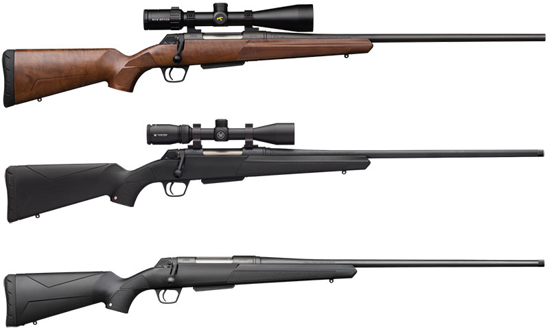carabina da caccia winchester xpr