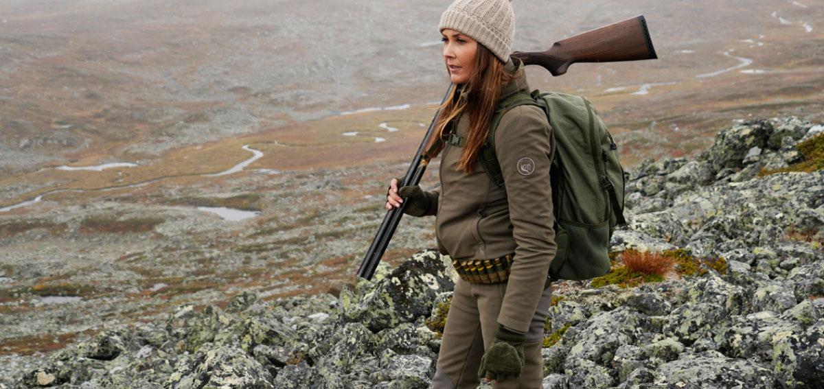 giulia taboga GT Outdoors moda caccia femminile