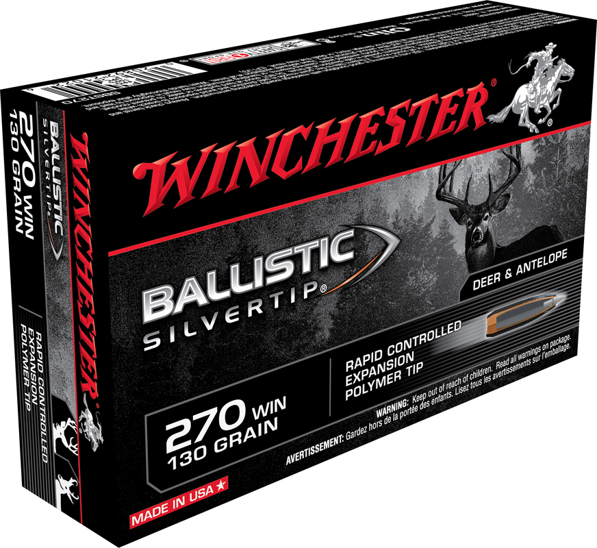winchester munizioni caccia