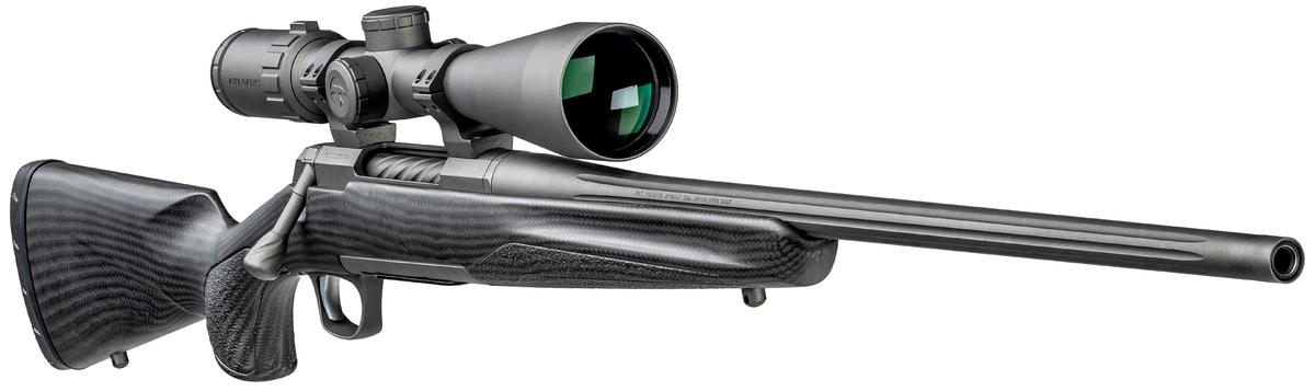 x-bolt carbon pro browning carabina caccia