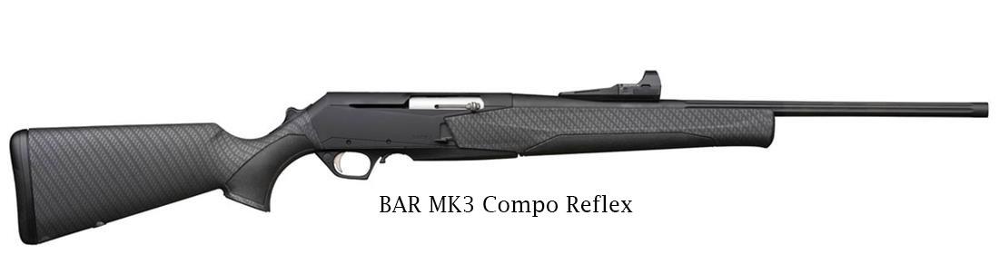 carabina browning kite reflex bar maral