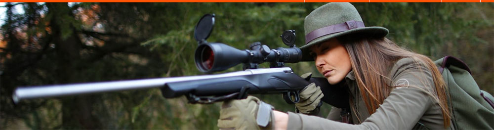 franchi horizon White carabina da caccia