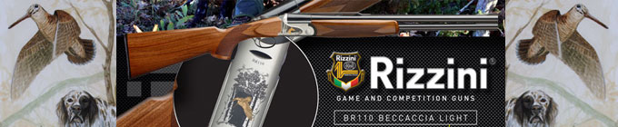 rizzini fucili da caccia e tiro