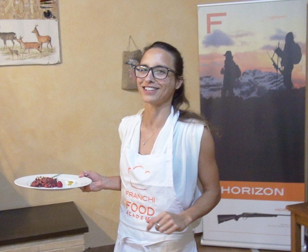 rigata experience franchi horizon caccia carabina food academy