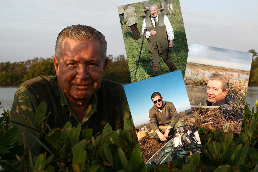 Toni Gialdini caccia Montefeltro