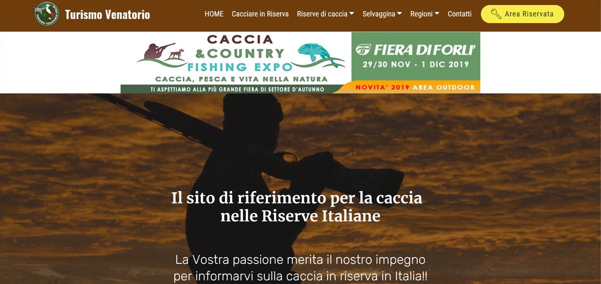 turismo venatorio andare a caccia in italia riserva cacciatori