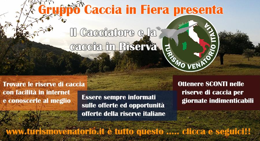turismo venatorio caccia in riserva in italia