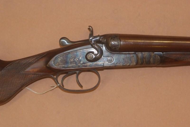 fucile da caccia canne realizzazione torciglione