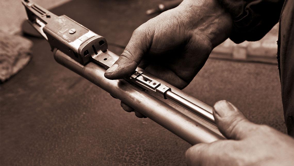 rfm armi produzione fucili da caccia e tiro calcista