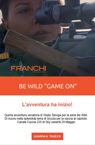 Giulia Taboga Franchi caprioli in scozia caccia