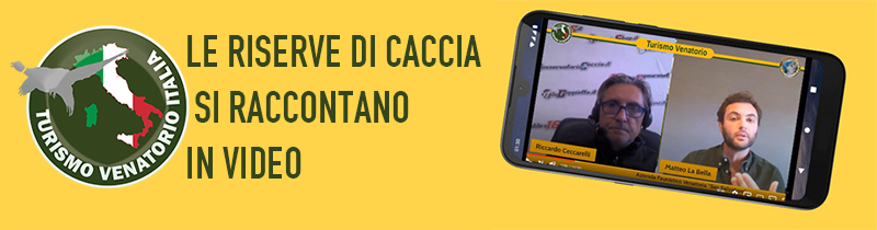 TURISMO VENATORIO RISERVE DI CACCIA ITALIA
