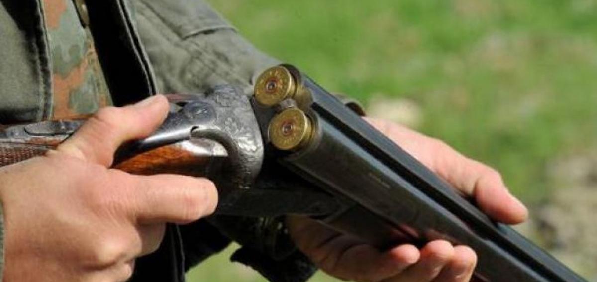 omessa custodia armi da caccia in auto