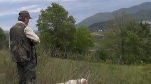 BACIANO: DOPO LE DOPPIETTE A CANI ESTERNI CACCIA E ADDESTRAMENTO