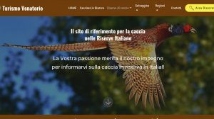A CACCIA & COUNTRY ESORDISCE TURISMOVENATORIO.IT
