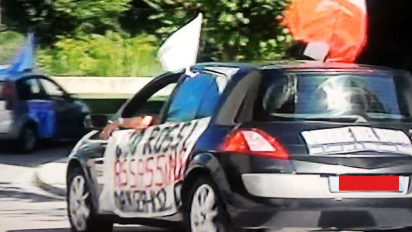 PROTESTA PER L'ORSA … FLOP TOTALE