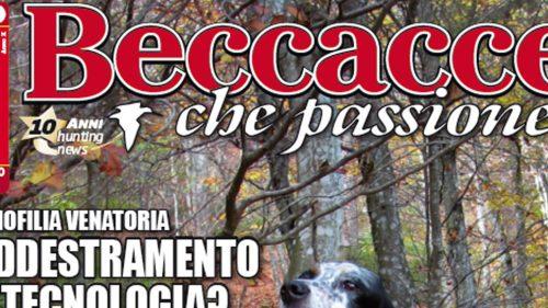 BECCACCE CHE PASSIONE: PRIMO NUMERO DELL'ANNO