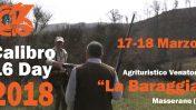 CALIBRO 16 DAY …. QUESTA VOLTA SIAMO IN PIEMONTE … A LA BARAGGIA!!
