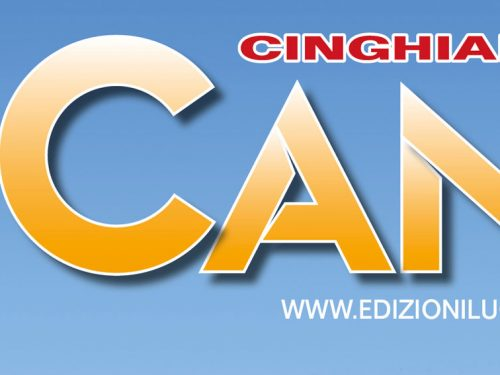 CINGHIALE E CANI N.59 IN EDICOLA